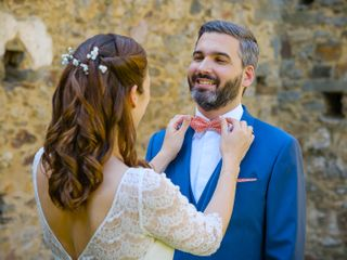 Le mariage de Emmanuelle et Clément 2