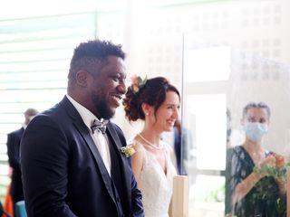 Le mariage de Sandrine et Yannick 1