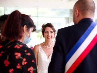 Le mariage de Sandrine et Yannick 2