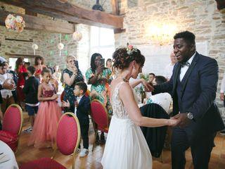 Le mariage de Sandrine et Yannick