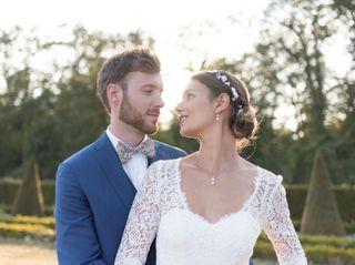 Le mariage de Anne-Charlotte et Vincent