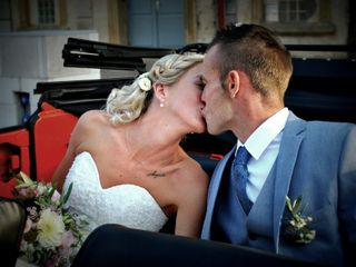 Le mariage de Marion et Yohan