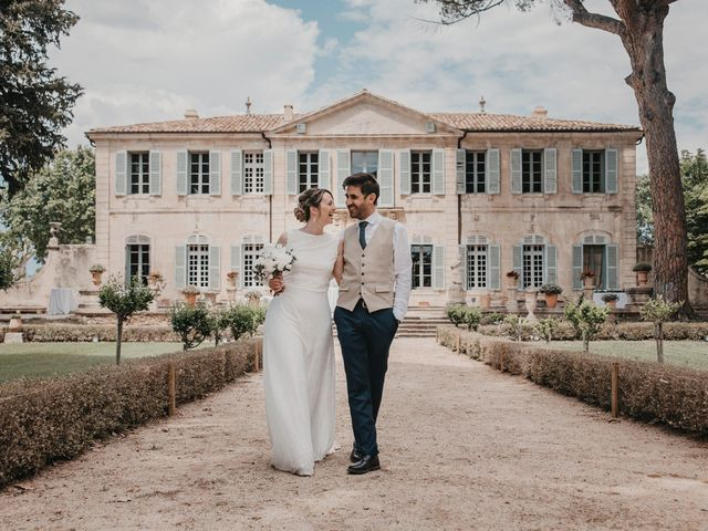 Le mariage de Julien et Sophie à Montpellier, Hérault 9