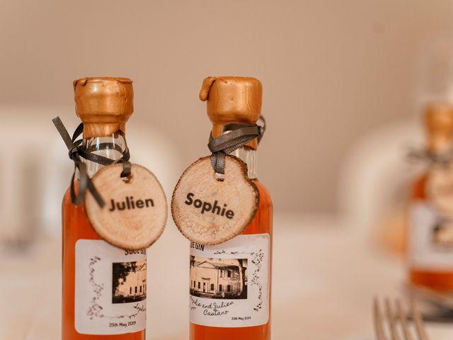 Le mariage de Julien et Sophie à Montpellier, Hérault 25