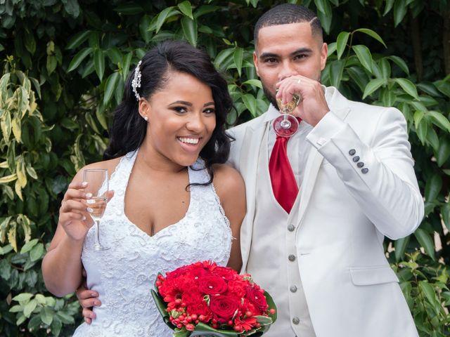 Le mariage de Mélanie et Sylvio