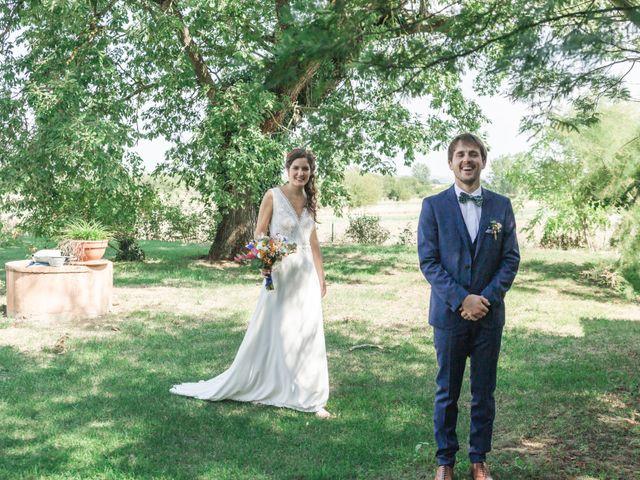 Le mariage de Pauline et Paul à Saint-Clar-de-Rivière, Haute-Garonne 15