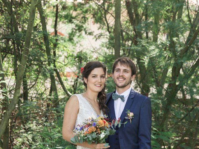 Le mariage de Pauline et Paul à Saint-Clar-de-Rivière, Haute-Garonne 16