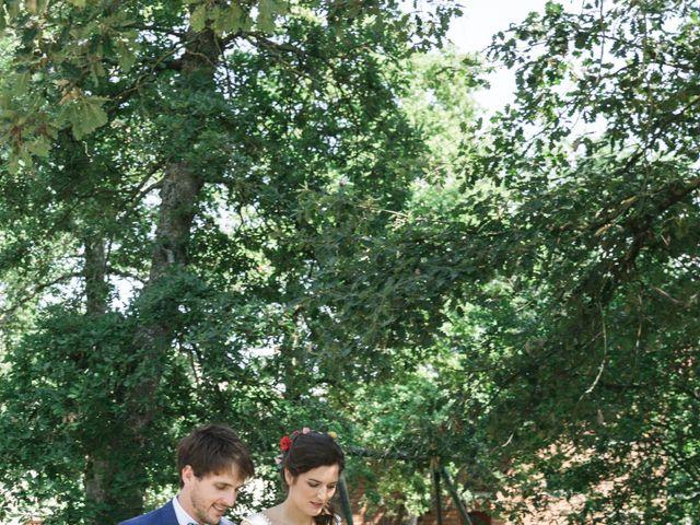 Le mariage de Pauline et Paul à Saint-Clar-de-Rivière, Haute-Garonne 21