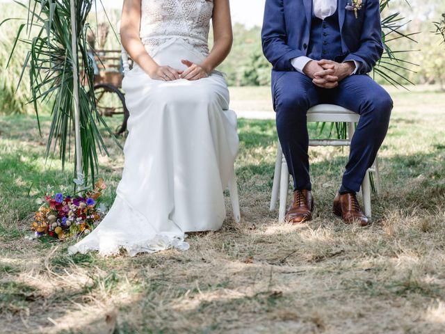 Le mariage de Pauline et Paul à Saint-Clar-de-Rivière, Haute-Garonne 36