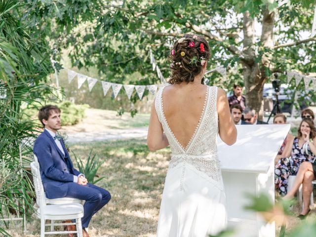 Le mariage de Pauline et Paul à Saint-Clar-de-Rivière, Haute-Garonne 40