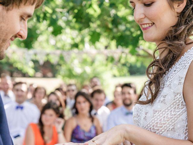 Le mariage de Pauline et Paul à Saint-Clar-de-Rivière, Haute-Garonne 41