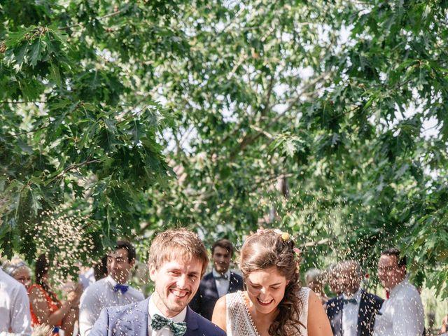 Le mariage de Pauline et Paul à Saint-Clar-de-Rivière, Haute-Garonne 42