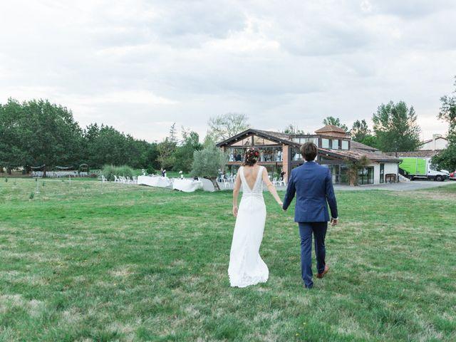 Le mariage de Pauline et Paul à Saint-Clar-de-Rivière, Haute-Garonne 48