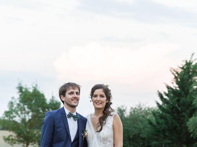 Le mariage de Pauline et Paul à Saint-Clar-de-Rivière, Haute-Garonne 55