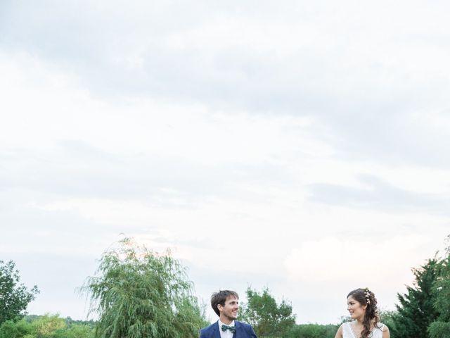 Le mariage de Pauline et Paul à Saint-Clar-de-Rivière, Haute-Garonne 57