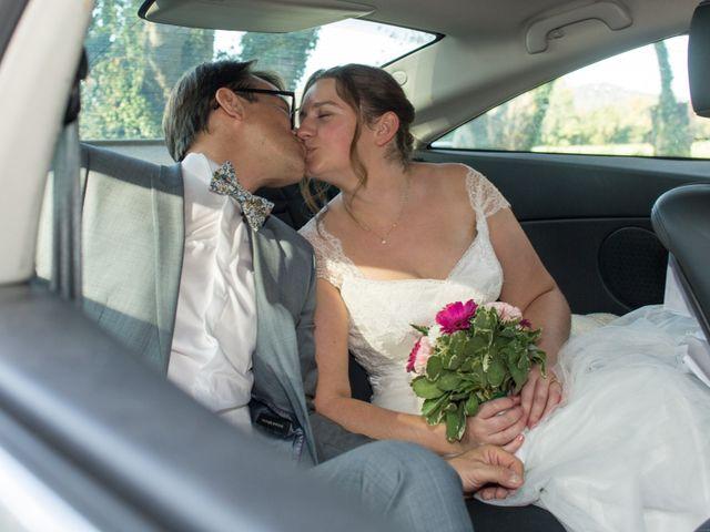 Le mariage de Camille et Mike