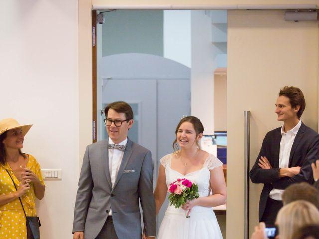 Le mariage de Mike et Camille à Salon-de-Provence, Bouches-du-Rhône 10