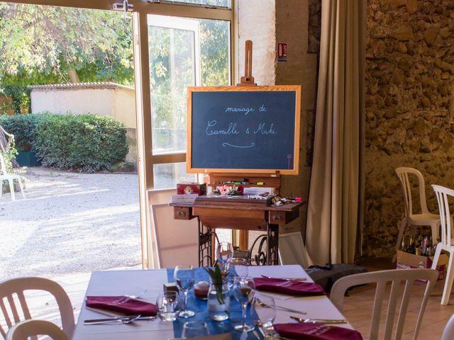 Le mariage de Mike et Camille à Salon-de-Provence, Bouches-du-Rhône 15
