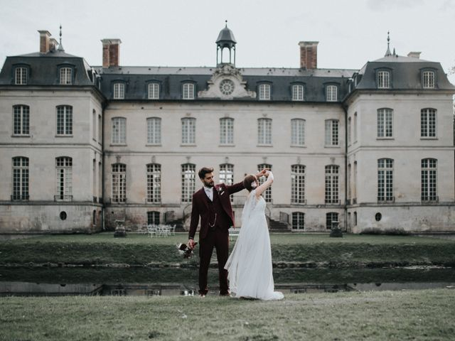 Le mariage de Hugo et Amélie à Verderonne, Oise 40