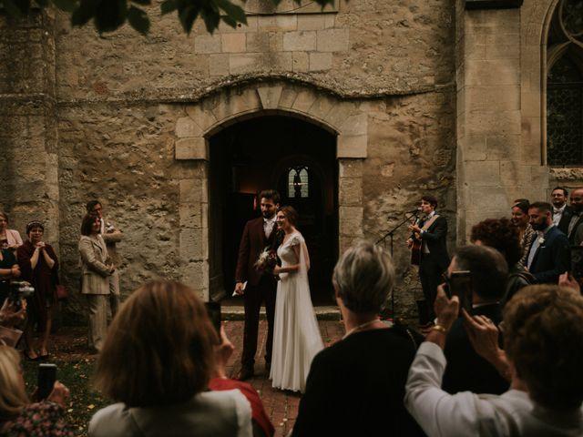 Le mariage de Hugo et Amélie à Verderonne, Oise 48