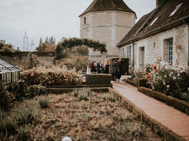 Le mariage de Hugo et Amélie à Verderonne, Oise 54