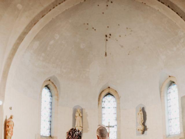 Le mariage de Maxime et Virginie à Curciat-Dongalon, Ain 13