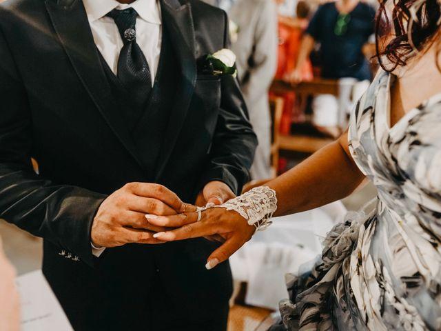Le mariage de Maxime et Virginie à Curciat-Dongalon, Ain 14