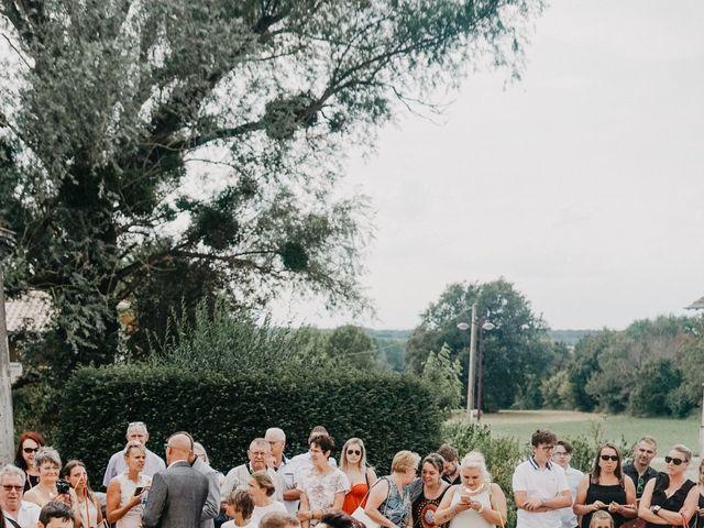 Le mariage de Maxime et Virginie à Curciat-Dongalon, Ain 2
