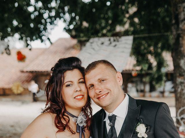 Le mariage de Maxime et Virginie à Curciat-Dongalon, Ain 24