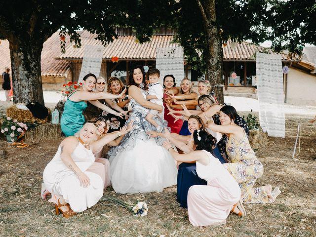 Le mariage de Maxime et Virginie à Curciat-Dongalon, Ain 27