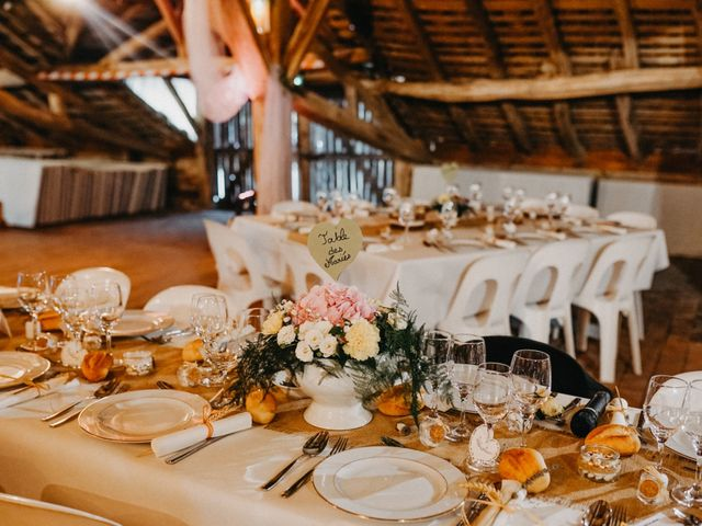 Le mariage de Maxime et Virginie à Curciat-Dongalon, Ain 45