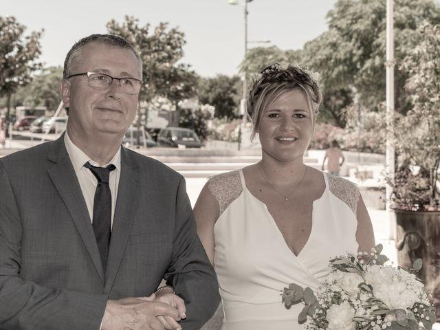 Le mariage de Jérémy et Cécile à Villeneuve-lès-Maguelone, Hérault 15