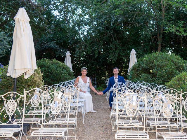 Le mariage de Jérémy et Cécile à Villeneuve-lès-Maguelone, Hérault 34