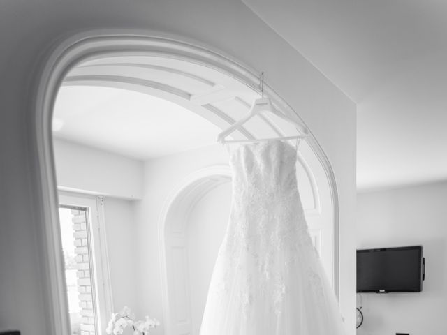 Le mariage de William et Elodie à Saint-Priest, Rhône 7
