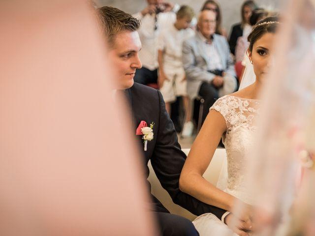 Le mariage de William et Elodie à Saint-Priest, Rhône 16