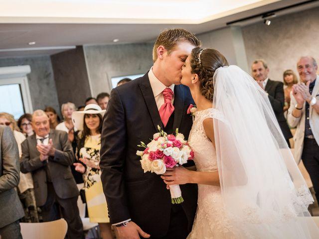 Le mariage de William et Elodie à Saint-Priest, Rhône 18