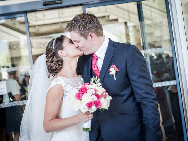 Le mariage de William et Elodie à Saint-Priest, Rhône 20