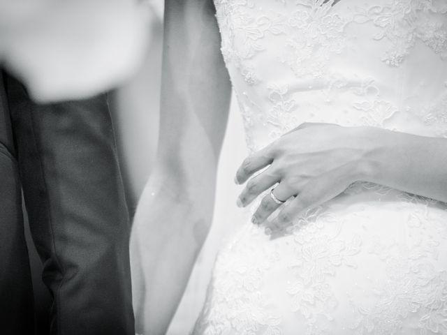 Le mariage de William et Elodie à Saint-Priest, Rhône 23