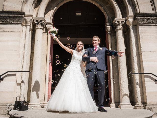 Le mariage de William et Elodie à Saint-Priest, Rhône 26