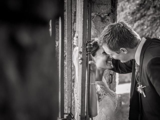 Le mariage de William et Elodie à Saint-Priest, Rhône 1
