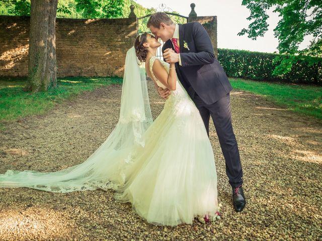 Le mariage de William et Elodie à Saint-Priest, Rhône 33