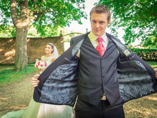 Le mariage de William et Elodie à Saint-Priest, Rhône 34