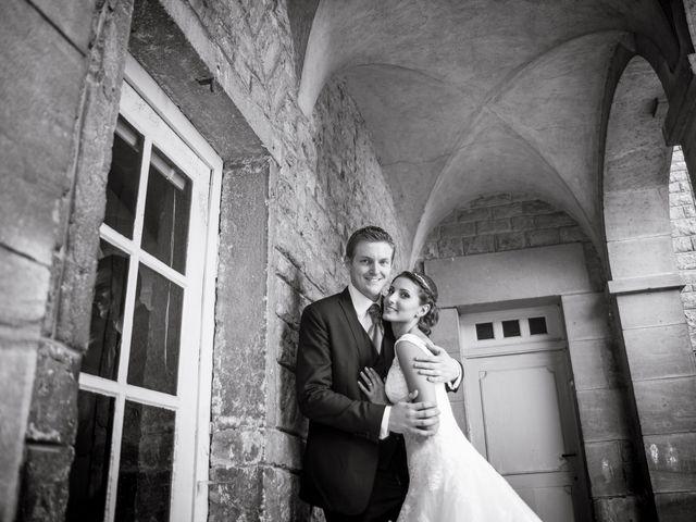 Le mariage de William et Elodie à Saint-Priest, Rhône 36
