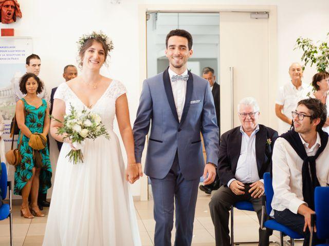 Le mariage de Mathieu et Adélaïde à Marseille, Bouches-du-Rhône 10