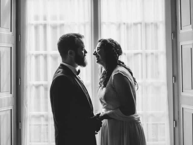 Le mariage de Marianne et Julien
