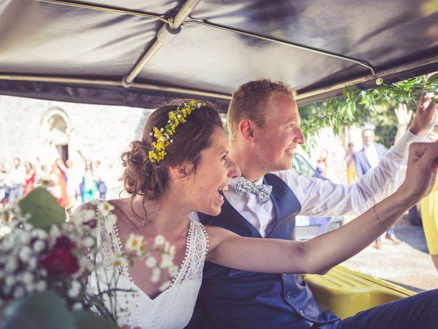 Le mariage de Jérôme et Emmanuelle à Nyons, Drôme 3