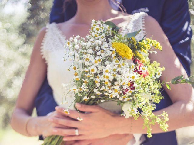 Le mariage de Jérôme et Emmanuelle à Nyons, Drôme 6