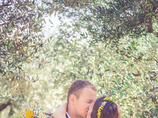 Le mariage de Jérôme et Emmanuelle à Nyons, Drôme 7