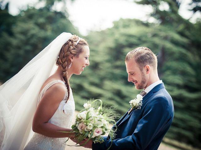 Le mariage de Laetitia et Sébastien