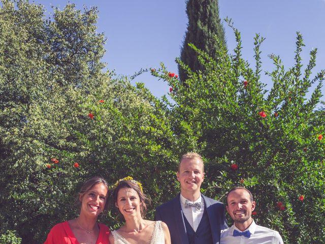 Le mariage de Jérôme et Emmanuelle à Nyons, Drôme 20
